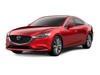 new Mazda vehicles 2021 Mazda Mazda6 Grand Touring Sedan JM1GL1TY4M1603563 for sale near you in Canton, OH