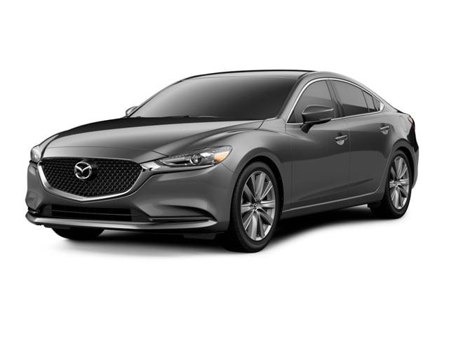 2021 Mazda Mazda6 Sedan