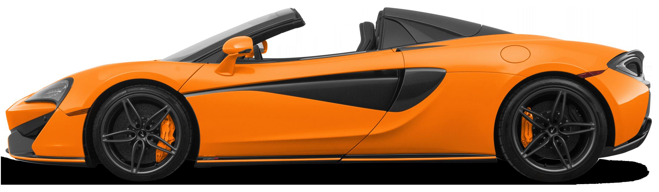 2021 McLaren 570S Convertible