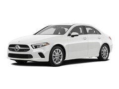 New 2021 Mercedes-Benz A-Class A 220 Sedan Digital White Metallic in Fort Myers