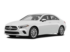 New 2021 Mercedes-Benz A-Class A 220 Sedan Polar White in Fort Myers