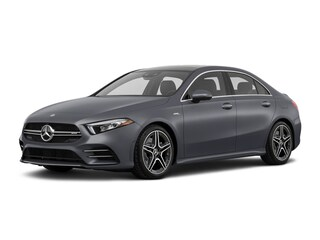 2021 Mercedes-Benz AMG A 35 4MATIC SEDAN