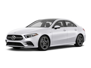 New 2021 Mercedes-Benz AMG A 35 4MATIC Sedan for sale in Belmont, CA