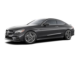 2021 Mercedes-Benz C 43 AMG Coupe