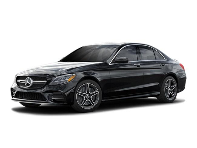 2021 Mercedes-Benz AMG C 43 4MATIC Sedan