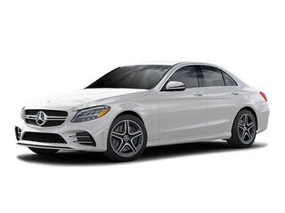 2021 Mercedes-Benz AMG C 43 AMG C 43 Sedan