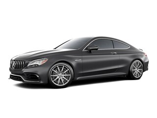 2021 Mercedes-Benz AMG C 63 Coupe