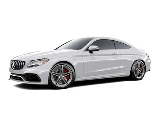 New 2021 Mercedes-Benz AMG C 63 S Coupe for Sale in Fresno