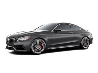 2021 Mercedes-Benz AMG C 63 S Coupe