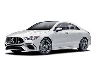 New 2021 Mercedes-Benz CLA AMG CLA 45 Sedan Charlotte