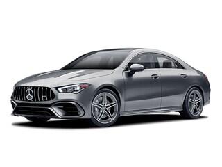 2021 Mercedes-Benz CLA AMG CLA 45 Sedan