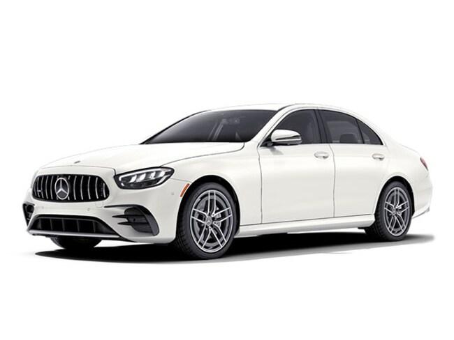 2021 Mercedes-Benz AMG E 53 4MATIC Sedan