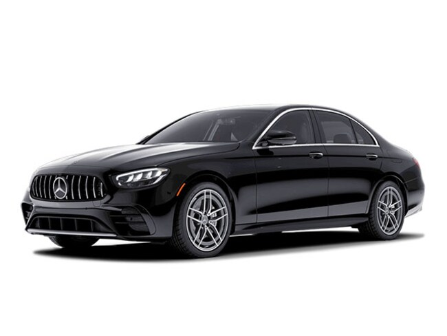 2021 Mercedes-Benz AMG E 63 S 4MATIC Sedan