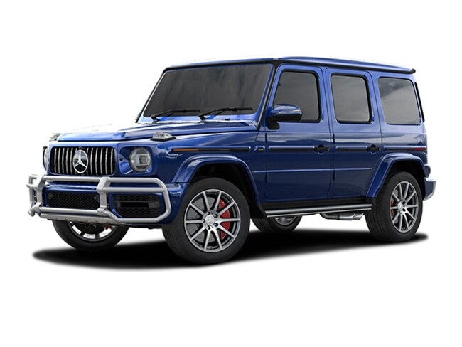 2021 Mercedes-Benz AMG G 63 4MATIC SUV