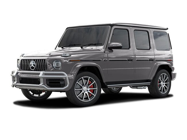 New 2021 Mercedes-Benz AMG G 63 4MATIC SUV Lubbock, TX