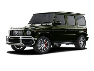 New 2021 Mercedes-Benz AMG G 63 4MATIC SUV for Sale in Fresno