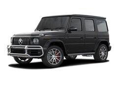 New 2021 Mercedes-Benz AMG G 63 4MATIC SUV in Denver