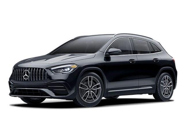 New 2021 Mercedes-Benz AMG GLA 35 4MATIC SUV Near Natick