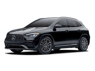 New 2021 Mercedes-Benz AMG GLA 35 4MATIC SUV for sale in Glendale CA