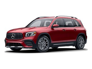 New 2021 Mercedes-Benz AMG GLB 35 4MATIC SUV near Burlington, Vermont