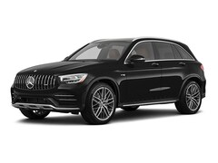 New 2021 Mercedes-Benz AMG GLC 43 4MATIC SUV Black for sale in Fort Myers