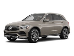 New 2021 Mercedes-Benz AMG GLC 43 4MATIC SUV for sale in Calabasas