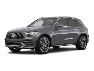 New 2021 Mercedes-Benz AMG GLC 43 4MATIC SUV for sale in Belmont, CA