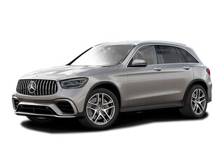 New 2021 Mercedes-Benz AMG GLC 63 4MATIC SUV for sale in Belmont, CA
