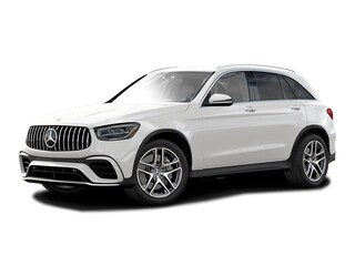New 2021 Mercedes-Benz AMG GLC 63 4MATIC SUV for sale in Franklin, TN