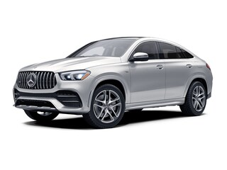 New 2021 Mercedes-Benz AMG GLE 53 4MATIC COUPE in Hanover, MA