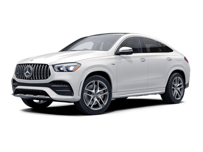 New 2021 Mercedes-Benz AMG GLE 53 4MATIC Coupe for Sale in Kennewick, WA