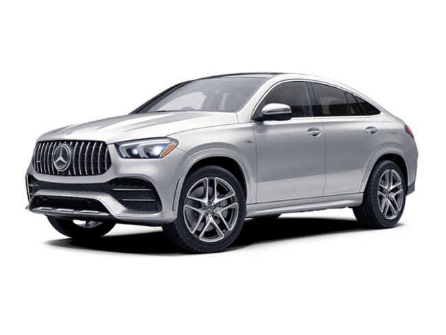 New Mercedes-Benz vehicle 2021 Mercedes-Benz AMG GLE 53 4MATIC SUV for sale near you in Loves Park, IL