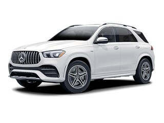 New 2021 Mercedes-Benz AMG GLE 53 4MATIC SUV in Hanover, MA