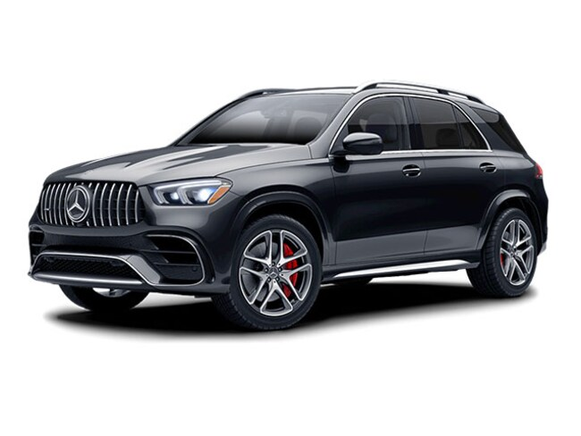 New 2021 Mercedes-Benz AMG GLE 63 S-Model 4MATIC SUV in Hanover, MA