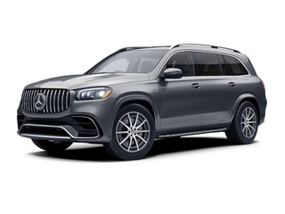 2021 Mercedes-Benz AMG GLS 63 4MATIC SUV