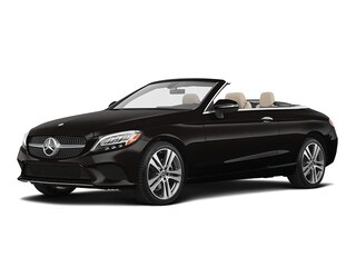 new 2021 Mercedes-Benz C-Class C 300 4MATIC Cabriolet for sale near boston ma