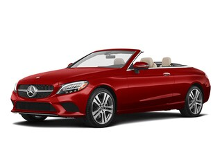 New 2021 Mercedes-Benz C-Class C 300 4MATIC CABRIOLET in Hanover, MA