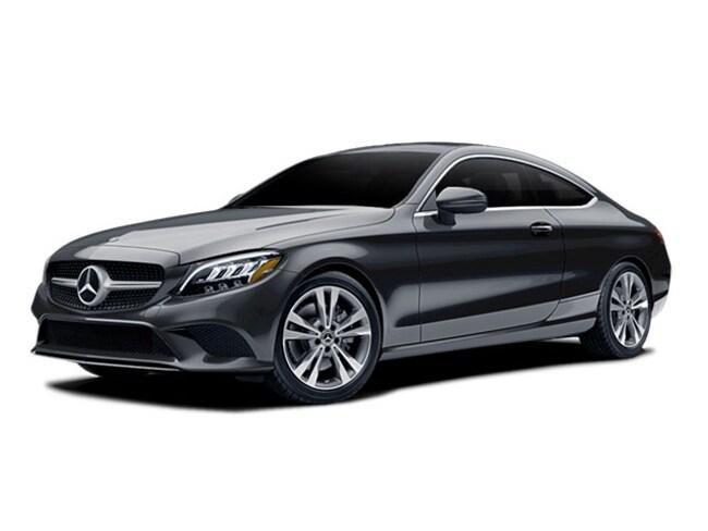 2021 Mercedes-Benz C-Class C 300 4MATIC Coupe
