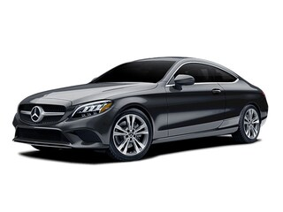 2021 Mercedes-Benz C-Class C 300 Coupe