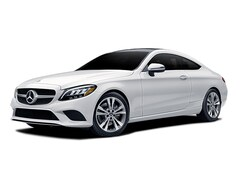 New 2021 Mercedes-Benz C-Class C 300 Coupe for sale in Santa Monica