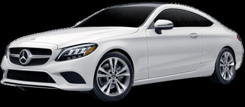 2021 Mercedes-Benz C-Class Coupe