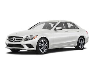 New 2021 Mercedes-Benz C-Class C 300 Sedan for sale in McKinney, TX