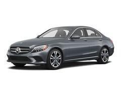 New 2021 Mercedes-Benz C-Class C 300 Sedan Selenite Grey Metallic in Fort Myers