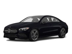 New 2021 Mercedes-Benz CLA 250 4MATIC Coupe in Denver