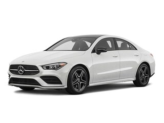 2021 Mercedes-Benz CLA 250 4MATIC Sedan