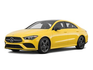 2021 Mercedes-Benz CLA 250 Sedan