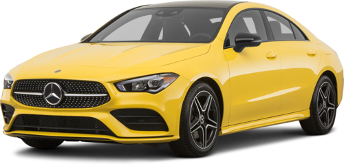 2021 Mercedes-Benz CLA 250 Coupe