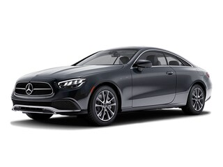 2021 Mercedes-Benz E-Class E 450 4MATIC Coupe