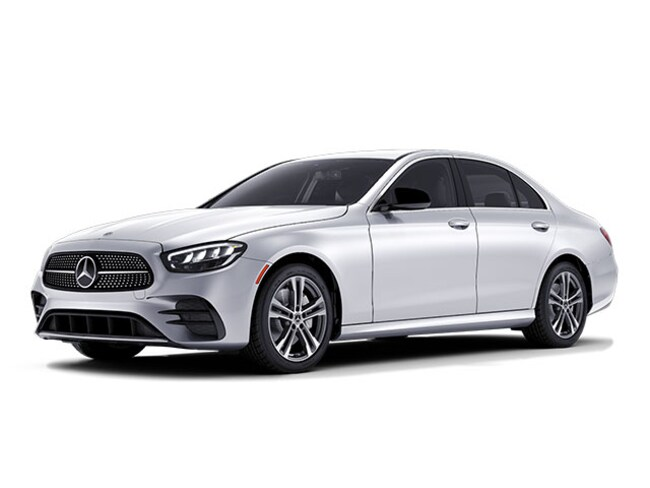 2021 Mercedes-Benz E-Class E 450 4MATIC Sedan