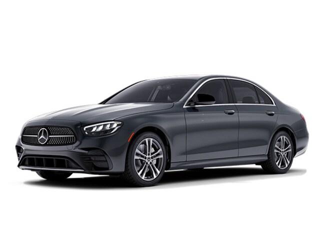 New 2021 Mercedes-Benz E-Class E 450 4MATIC Sedan for sale in Arlington VA